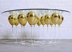 Bem Legaus!: Mesa de balões