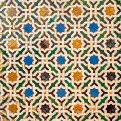 alhambra pattern - Google zoeken