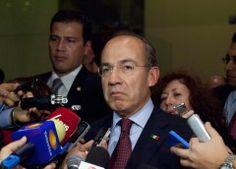 Calderón llama hipócrita a AMLO por integrar a Moctezuma a su equipo