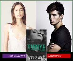 Casting for Thrive by Krista & Becca Ritchie