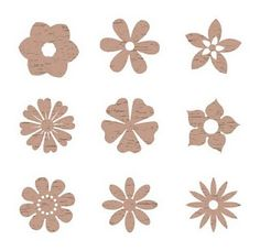Free SVG Flowers - don't forget to jot down the password because you'll have to enter it before extracting the zip files Handmade Flowers, Diy Flowers, Paper Flowers, Flower Svg, Flower Template, Image Nature, Silhouette Cutter, Silhouette Files, Silhouette Images
