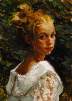 Kai Fine Art is an art website, shows painting and illustration works all over the world. John Larriva, Portrait Art, Portraits, Face Art, Figurative Art, Mixed Media Art, Art Images, Art Inspo, Art Reference
