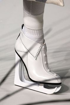 Fall 2017 Shoe Trends - Best Fall and Winter Boots and Shoes From NYFW - ELLE