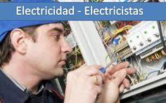 Diseño web sector servicios, electricistas, electricidad y similares