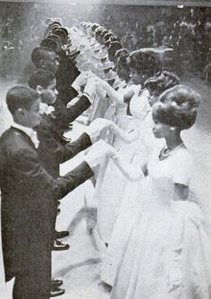 "Bring back the ""good old days"" of manners, gloves, respect, and REAL ballroom dancing!"