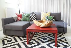 Making the house a home without a high end budget. Design, Interiors, DIY and Vintage. Living Room Decor On A Budget, Casual Living Rooms, Ikea Living Room, Living Room Seating, Living Room Grey, Living Room Modern, Living Room Furniture, Living Spaces, Sofa Inspiration