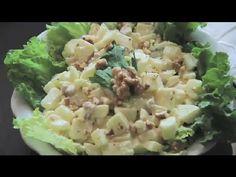 Cómo preparar una ensalada Waldorf : Las mejores ensaladas
