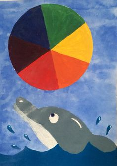 Kid Friendly Art, Art School, Art Education, Milan, Origami, Art Projects, Arts And Crafts, Drawings, Painting