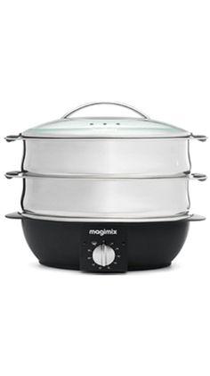cuit-vapeur Magimix tout inox sauf couvercle en verre 200 euros