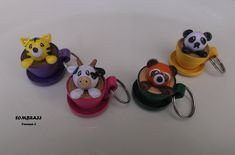 paper quilling animals 3d - Google Search