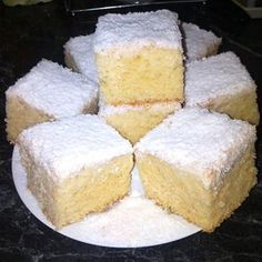 Baby Food Recipes, Dessert Recipes, Desserts, Cicely Mary Barker, Cornbread, Nutella, Food And Drink, Coconut, Yummy Food