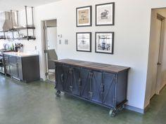 Ellis Sideboard by Vintage Industrial