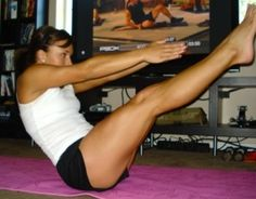 Ab Pre-Workout Exercises - #getting-in-shape