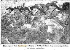 1939 Maryborough boys from Battalion Military Personnel, Brisbane, Boys, Baby Boys, Children, Military Men, Senior Guys, Guys, Military