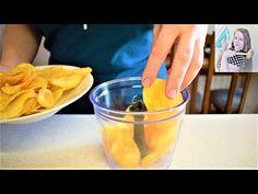 Rozmixujte zemiakové lupienky a o chvíľu máte pripravenú chutnú večeru. - YouTube Youtube, Youtubers, Youtube Movies
