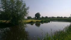 Conradkanaal, nabij Staphorst, juni 2013