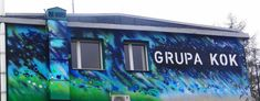 commercial , graffiti  silesia grupa kok