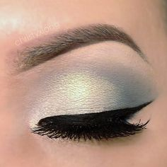 .@House of Lashes |  This eye look created by ✨@christyxiong✨ is absolutely breathtaking!  Lashe...
