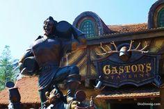Gaston's Tavern Menu - DisneyDining