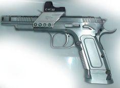 Tanfoglio Cusom Made Guns