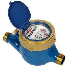 Teksan De Q3 Water Meter 2,5 M3/H T50 Dn15 165mm