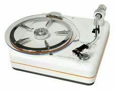 High end audio audiophile turntable Vestax Guber SM-02