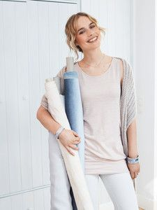 burda style: Damen - Tops - Tanktops - Top - Jersey