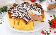 Torta di pandoro con crema al mascarpone e nutella Nutella, Tiramisu, Dolce, Pudding, Pie, Ethnic Recipes, Desserts, Food, Cakes