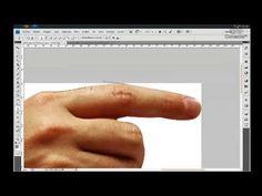 Tutorial Photoshop //Rocorte con la Herramienta de Pluma - YouTube