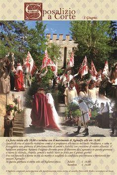 Castello di Gropparello - Sposalizio a Corte