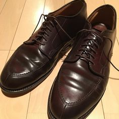shuhara2350 17年履いた靴をRepairした。見違えて帰ってきた。後10年履こう。ありがとうございます、Unionworksさん。 #unionworks  #aldenshoes 2017/01/30 21:59:08