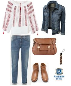Casual and chic for a perfect first autumn day
