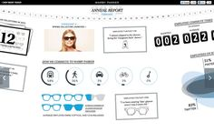2012 Warby Parker Annual Report | SiteInspire