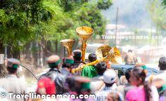 The famous Kullu Dussehra Fair starts on Vijay Dashmi - Live updates by Sanjeev Sharma (