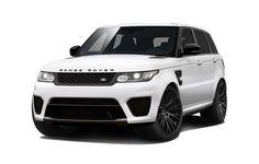 2014-2015 Land Rover Range Rover Sport Vaero SVR Look Body Kit - 2 Pieces