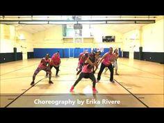 The Water Dance - Chris Porter Feat Pitbull - Choreo by Erika Rivere - YouTube