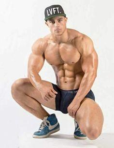 Hot muscle men naked