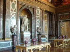 Chateau de Versailles - Salon de Vênus -