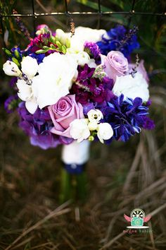 Wedding Bouquet - Megan Hardre Photography