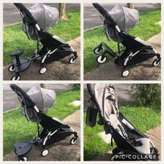 Babyzen Yoyo +stroller pram includes buggy board & bag - Baby Products For Hire Brisbane Brisbane, Crate And Barrel, Buggy, Zen, Tree Hut, Barbie, Baby Equipment, Travel Stroller, Toddler Travel