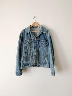 90's Denim Jacket