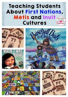 Teaching Upper Elementary (grades 4, 5, 6) about First Nations, Metis and Inuit Culture, Alberta, Canada