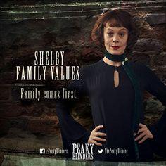 Helen McCrory in Peaky Blinders (2013)
