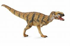 CollectA Rajasuaurus Dinosaur Toy Model in stock & same day shipping! Shop www.DinosaurToysSuperstore.com today!
