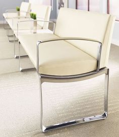Healthcare Furniture and Modern Waiting Room Chairs