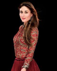 Kareena Kapoor Saree, Beautiful Celebrities, Indian Beauty, Bollywood Actress, High Neck Dress, Actresses, Hot, Sexy, Projects