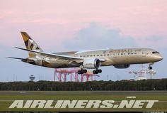 Boeing 787-9 Dreamliner - Etihad Airways | Aviation Photo #3911381 | Airliners.net
