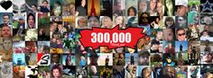 We've passed 300,000 fans on #Facebook. Join the awesome: http://facebook.com/Break