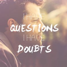 Question. Doubts. #Castiel #Supernatural