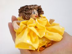 Sunshine Mini Doll by topc on Etsy